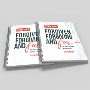 Study Guide for Forgiven Series